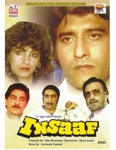 Insaaf DVD