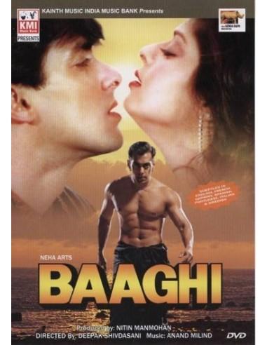 Baaghi DVD
