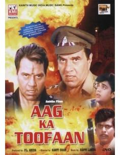 Aag Ka Toofaan DVD