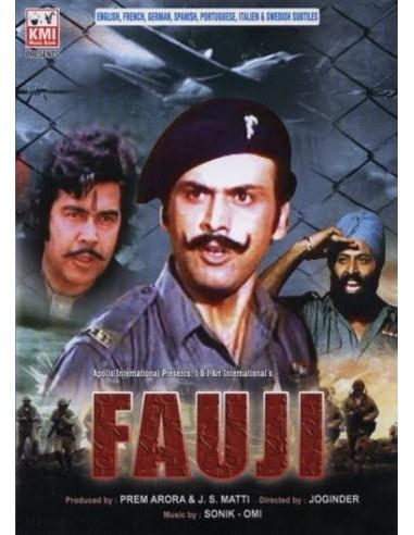 Fauji DVD