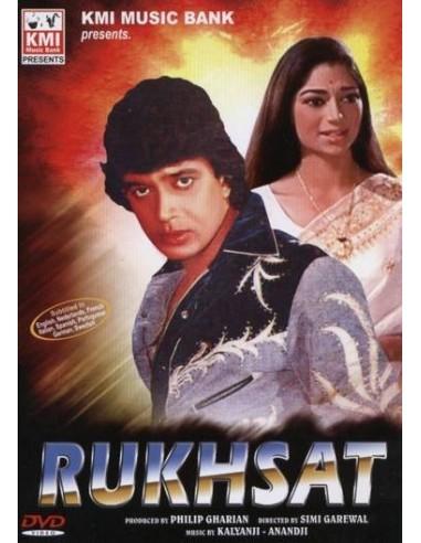 Rukhsat DVD