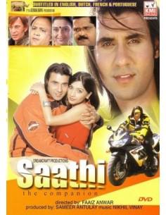 Saathi DVD
