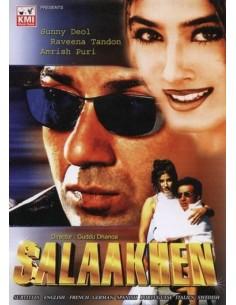 Salaakhen DVD