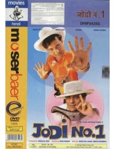 Jodi No.1 DVD (Collector)