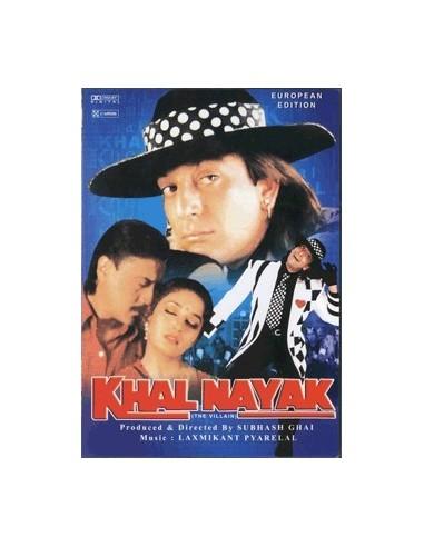 Khal Nayak DVD