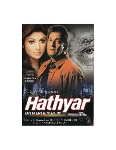 Hathyar DVD