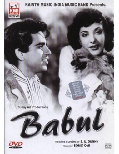 Babul DVD