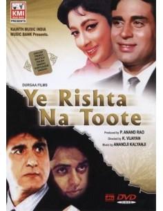 Ye Rishta Na Toote DVD