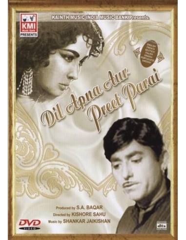 Dil Apna Aur Preet Parai DVD