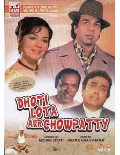 Dhoti Lota Aur Chowpatty DVD