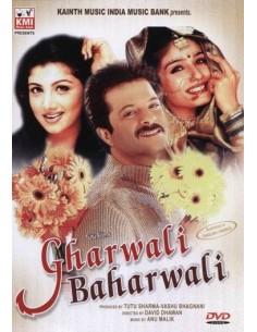 Gharwali Baharwali DVD