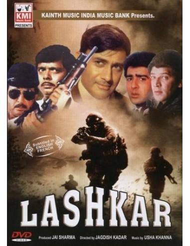 Lashkar DVD