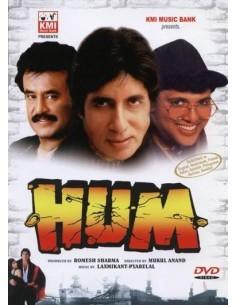 Hum DVD