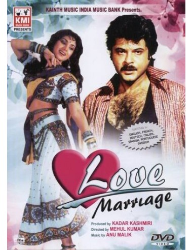 Love Marriage DVD
