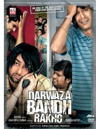 Darwaza Bandh Rakho DVD