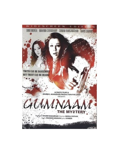 Gumnaan - The Mystery DVD