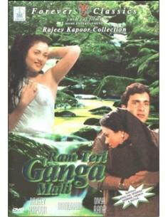 Ram Teri Ganga Maili DVD