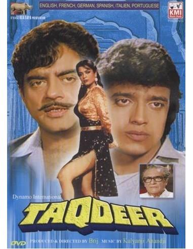 Taqdeer DVD