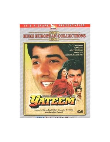 Yateem DVD