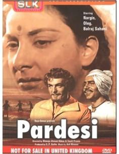 Pardesi DVD