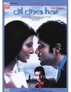 Dil Diya Hai DVD