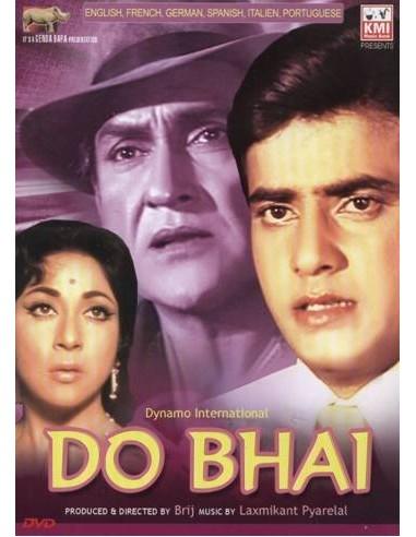 Do Bhai DVD