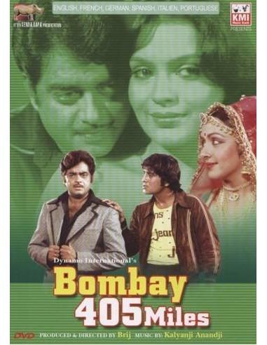 Bombay 405 Miles DVD