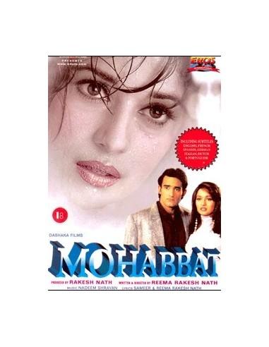 Mohabbat DVD