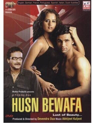 Husn Bewafa DVD
