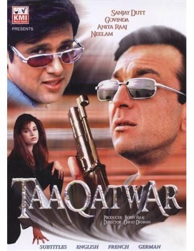 Taaqatwar DVD