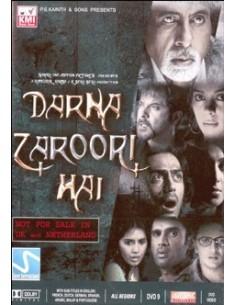 Darna Zaroori Hai DVD