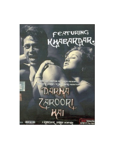 Darna Zaroori Hai CD