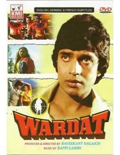 Wardat DVD