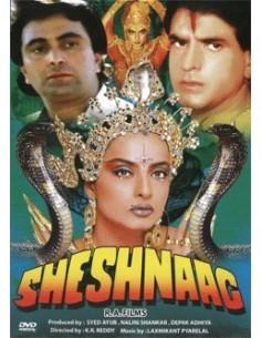 Sheshnaag DVD