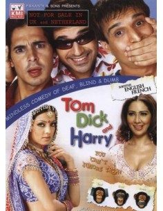 Tom Dick and Harry DVD