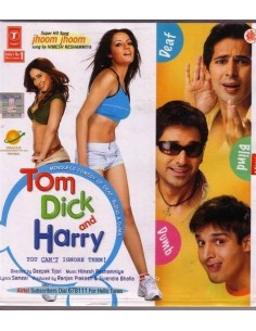 Tom Dick and Harry CD