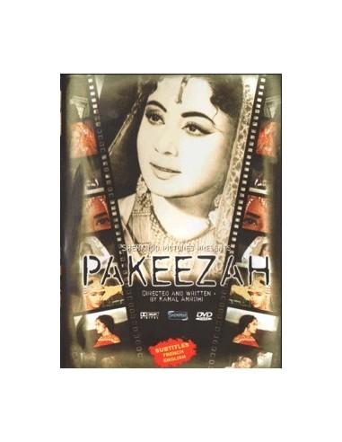 Pakeezah DVD