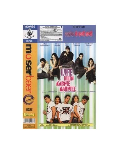 Life Mein Kabhie Kabhiee DVD - Collector