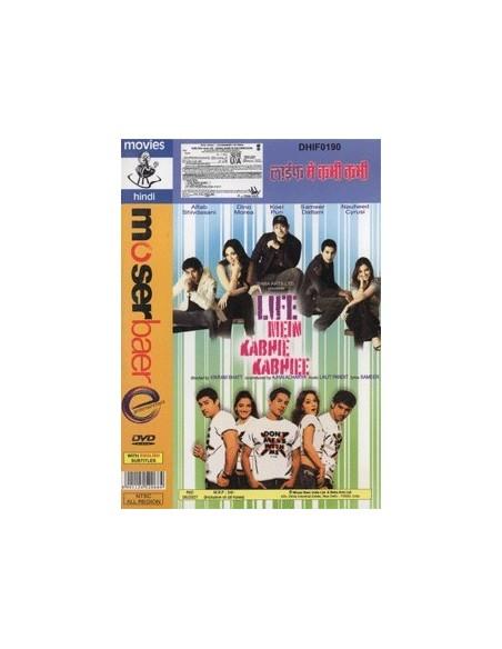 Life Mein Kabhie Kabhiee DVD