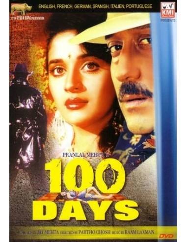 100 Days DVD