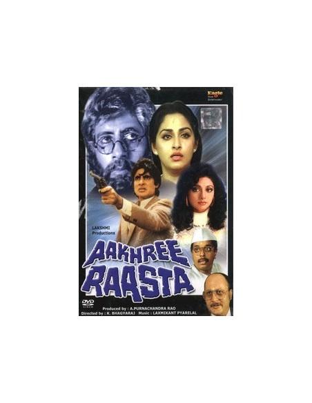 Aakhree Raasta DVD (Collector)