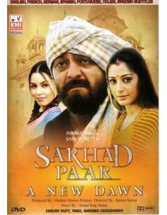 Sarhad Paar DVD
