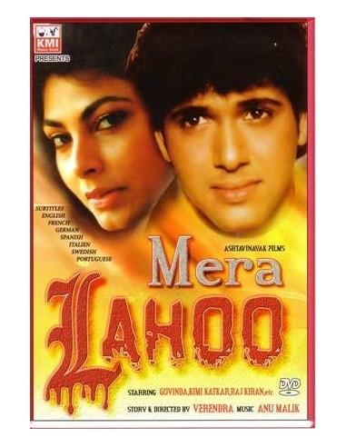 Mera Lahoo DVD