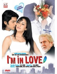 I'M in Love DVD