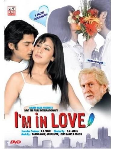I'M in Love DVD