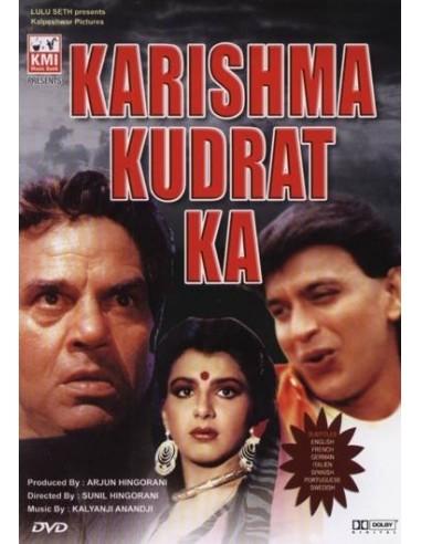 Karishma Kudrat Ka DVD