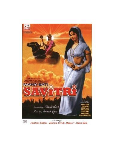 Maha Sati Savitri DVD