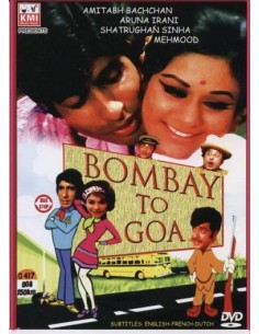 Bombay to Goa DVD