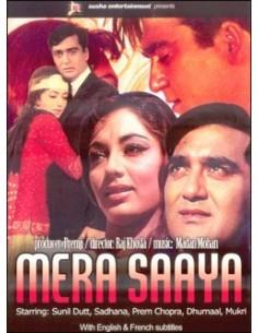 Mera Saaya DVD