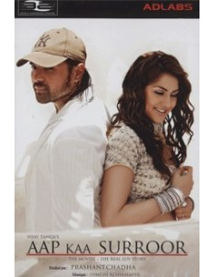 Aap Kaa Surroor - The Film DVD